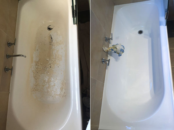 Bathroom Resurfacing Services
